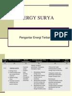 Energy Surya