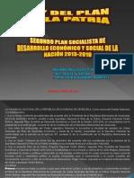 Resumen Plan de La Patria 2013-2019