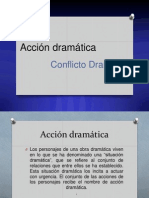 Accion-dramtica-pptx