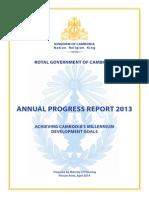 CMDG Annual Progress Report 2013 En_Final