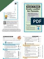 cc math goals leaflet grade 6