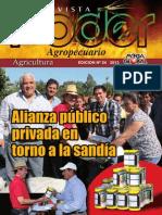 PODER AGROPECUARIO - AGRICULTURA - N 24 - 2013 - PARAGUAY - PORTALGUARANI