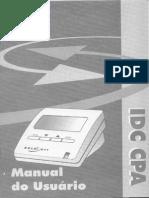 Manual do Usuário - IDC CPA - Roldsoft