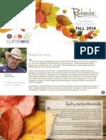 Recherche Catalog FALL 2014