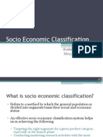 Socio Economic Classification.pptx