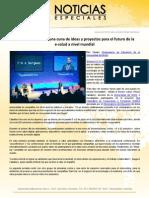 'Doctors 2.0 & You', una cuna de ideas y proyectos para el futuro de la e-salud a nivel mundial
