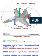 Ch 9 Longitudinal Dynamics