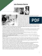 Así Murió Anastasio Somoza García