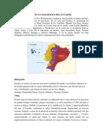 Aspecto Geogràfico Del Ecuador