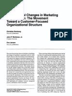 0Homburg 2000 Structuri Organizationale Centrate Pe Client