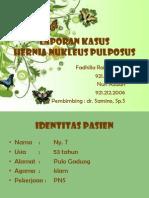 Laporan Kasus HNP.pptx