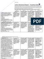 human body systems-powerpoint rubric-new 1