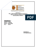 Marketing Research Spss-1