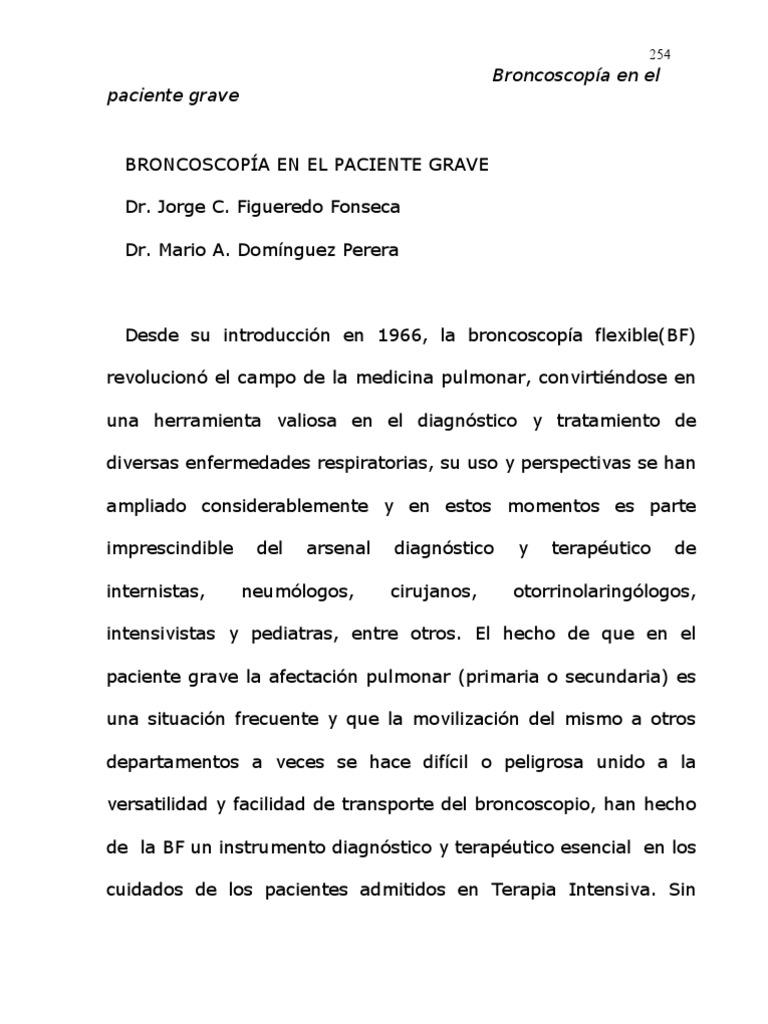 Lujoso Anatomía Segmentaria Broncoscopia Galería - Anatomía de Las ...