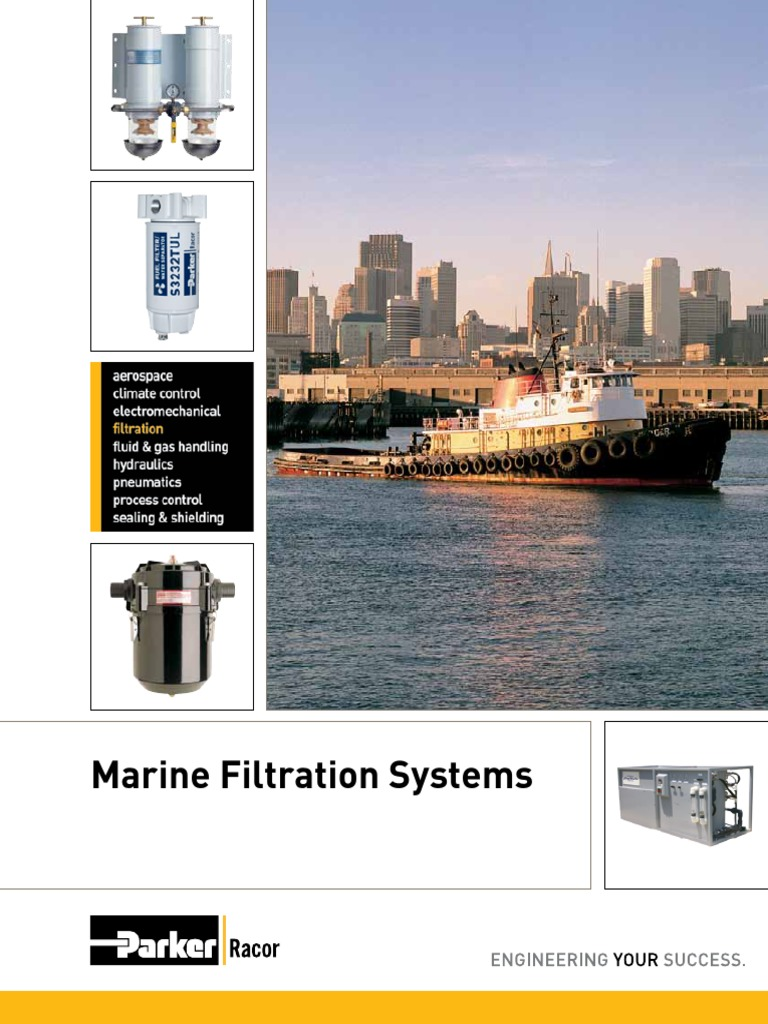 Racor Fuel Filtration Valve Griffin Filters