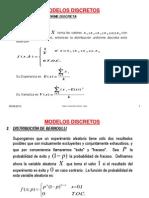 Clase Modelos Discretos (Ayudantía)