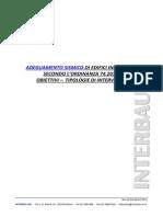Adeguamento Sismico Edifici Industriali Tipologie Intervento Ord74