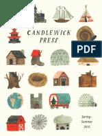 Candlewick Press Catalog Spring/Summer 2015