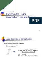 C11-Lugar Geometrico de Las Raices 2011