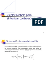 C19 PID Ziegler Nichols 2010