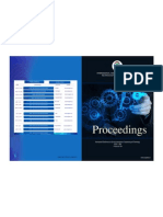 Icciet Proceedings