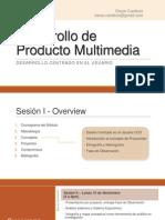 Desarrollo de Producto Multimedia - Presentación Inicial