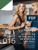 Katalóg Luxdan 2014