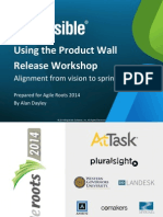Using the Product Wall Release Workshop