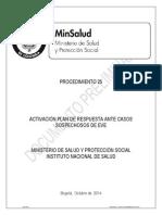 Procedimiento No 25_ Operación Del Centro de Comando