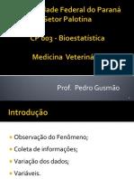 Aula 02 - Introdução a Bioestatistica,