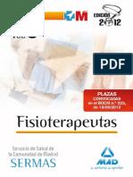 Vol3. Fisioterapeutas Estatutarios Sermas