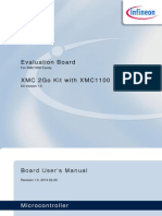 Board Users Manual XMC 2Go Kit With XMC1100 R1.0