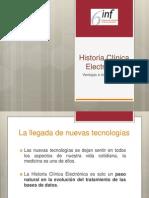 Historia Clinica Electronica, Ventajas e Inconvenientes