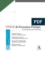 Rapport de Stage M2-Architecture