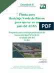 Reciclaje de Barcos PANAMAX con GREENDOCK para Paises Del ALBA