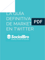 La Guía Definitiva de Marketing en Twitter