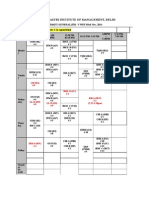 Time Table 2nd Year - Copy (4)