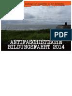 Antifaschistische Bildungsfahrt zum D-Day-Gedenken in die Normandie