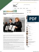 03-11-14 Impusa Maloro Acosta Regularización de CONALEP