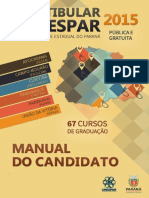 Manual Do Candidato v10 embap unespar 2015