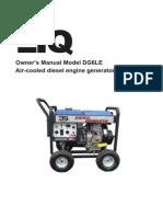 manual DG6LE