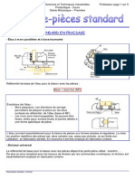 Porte Piece Standard