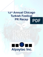 12th Annual Chicago Turkish Festival Recap