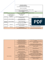 Quinto Congreso Nacional del Maguey y el Pulque Programa  Completo