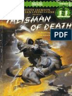 FF11 Talisman of Death