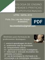 A metodologia de ensino e as atividades práticas.ppt