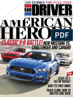 Car and Driver - December 2014