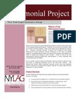 Matrimonial Project