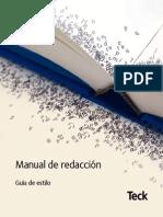 Guía de Estilo manual de redaccion