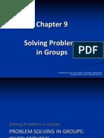 Resolucion de problemas en grupos